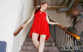 Black and Big - Jessica Ryan IR Creampie