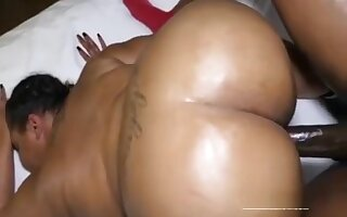 Thick Ass Juicy Red