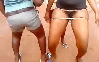 ghanees ass dance and smutty cleft
